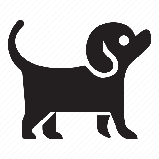 animal, dog, domestic, locations, pet, pet shop, pets icon