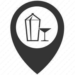 bar, lounge icon