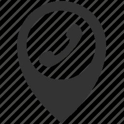 center, help icon