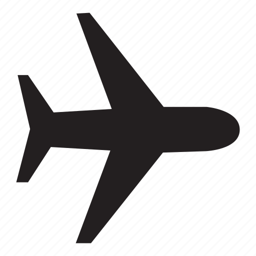 airplane, boarding, direct, fly, locations, pass, soar icon
