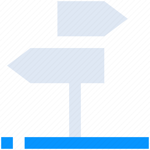 cursor, direction, guidepost, indicator, navigation, pointer, signpost icon