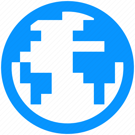 Earth, globe, planet, world, worldwide icon - Download on Iconfinder