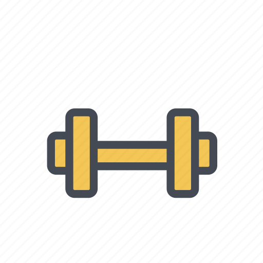 dumbbell, fitness, fitness club, gym, health club, workout icon