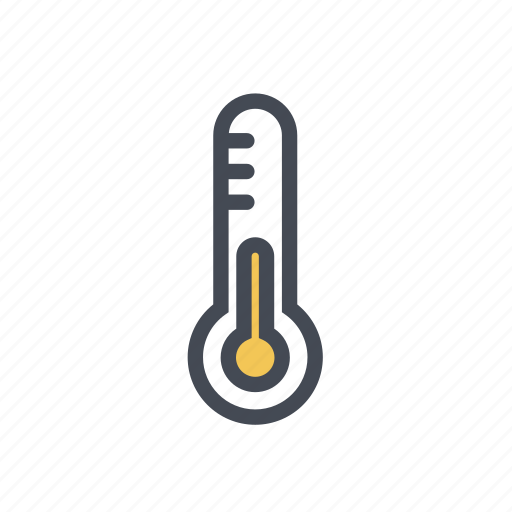celsius, heater, medical, temperature, thermometer icon