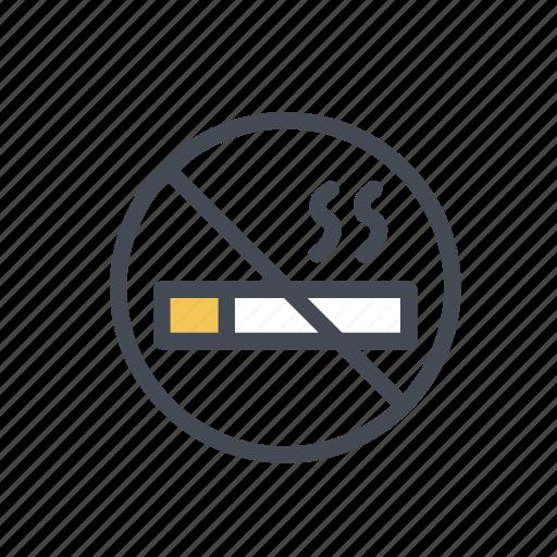 no smoking, quit smoking, smoking not allowed, smoking prohibited icon
