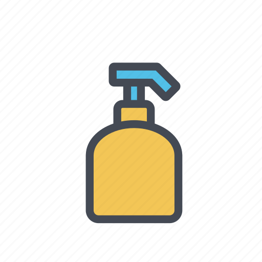 bodywash, bottle, dispenser, lotion, shampoo, soap icon