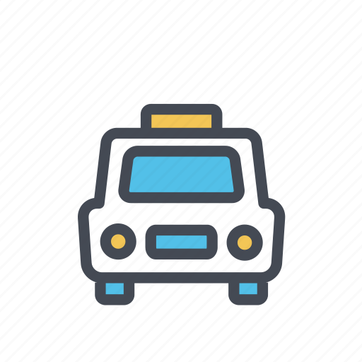 car, taxi, transport, transportation, travel icon