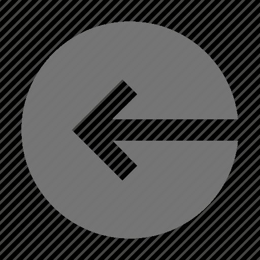 Arrow, login, logout icon - Download on Iconfinder