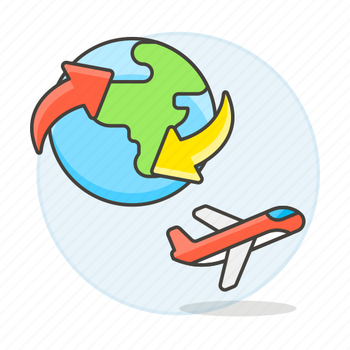 Air, shipping, worldwide, logistic, international, service, cargo icon - Download on Iconfinder