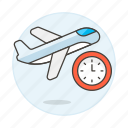 air, airplane, cargo, depart, ems, international, logistic, service, shipping, supply, transport icon