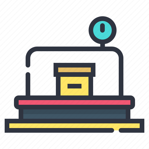 Scale, tool, weighing, weight icon - Download on Iconfinder