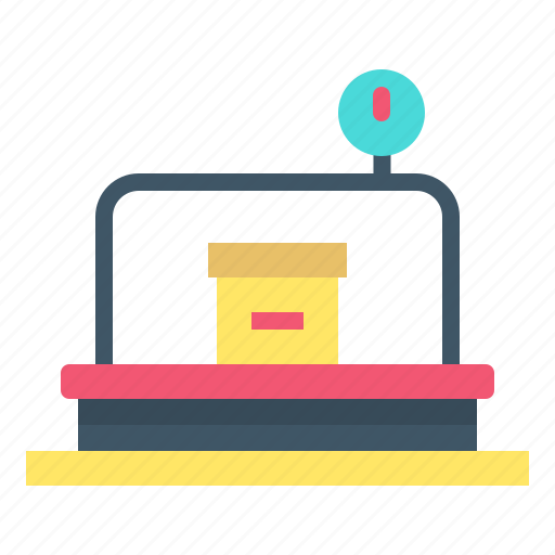 scale, tool, weighing, weight icon