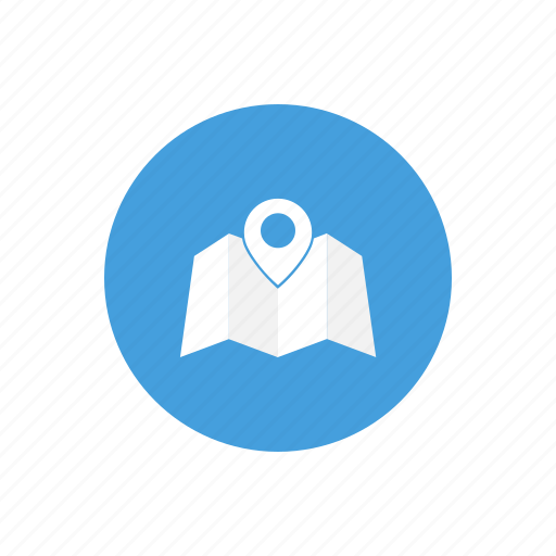 location, logistic, map, navigation, pin, pointer, transportation icon