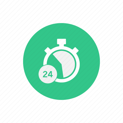 clock, ecommerce, time, timer, transportation, watch, working hours icon