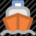 boat, cruise, luxury cruise, sailing vessel, ship, shipment, shipping