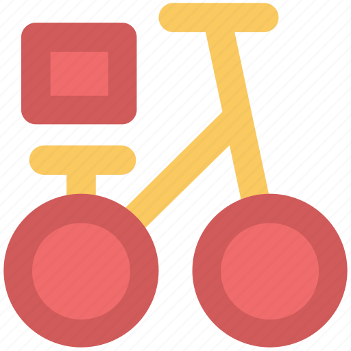 bike, courier service, delivery service, distribution, freight, merchandise, package icon