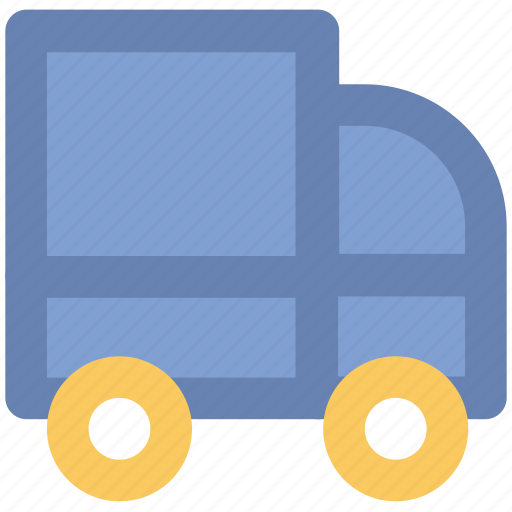 delivery car, delivery van, hatchback, pick up van, transport, van, vehicle icon