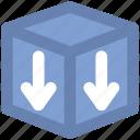 cargo, delivering, packaging, packaging symbol, parcel, shipping