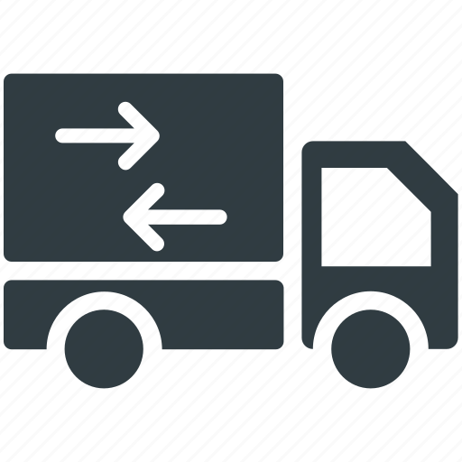 Cargo, commercial car, delivery truck, delivery van, transport icon - Download on Iconfinder