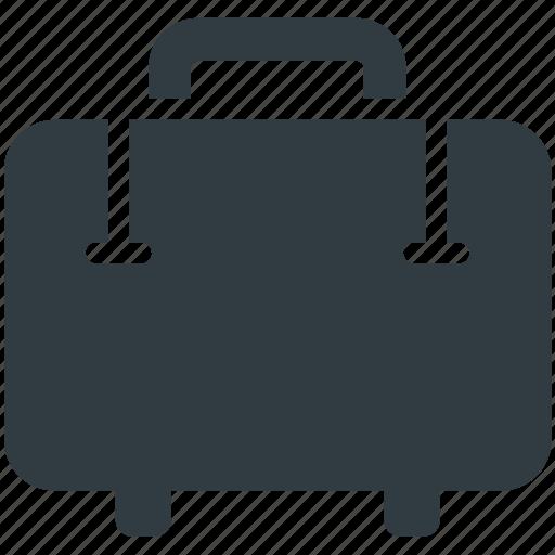 Luggage, suitcase, travel bag, traveling, traveling bag icon - Download on Iconfinder