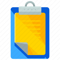 chart, clipboard, delivery, list, logistic icon