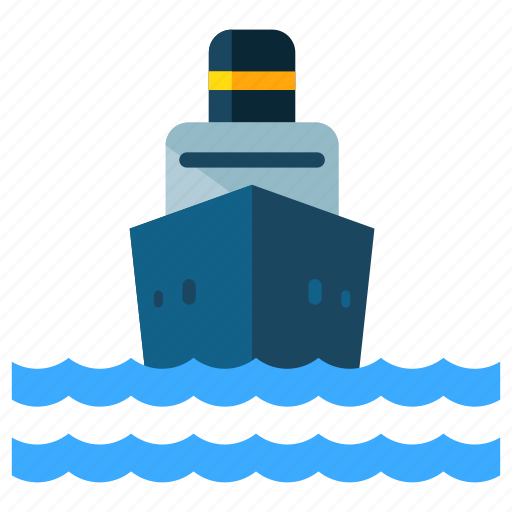 boat, delivery, logistic, nautical, ship, transport, transportation icon