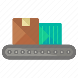 delviery, inhouse, logistic, sorting, warehouse icon