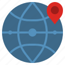 geolocalization, gps, placeholder, position, travel icon