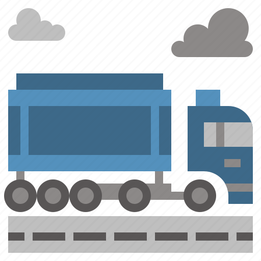 transport, transports, travel, travelling, truck icon