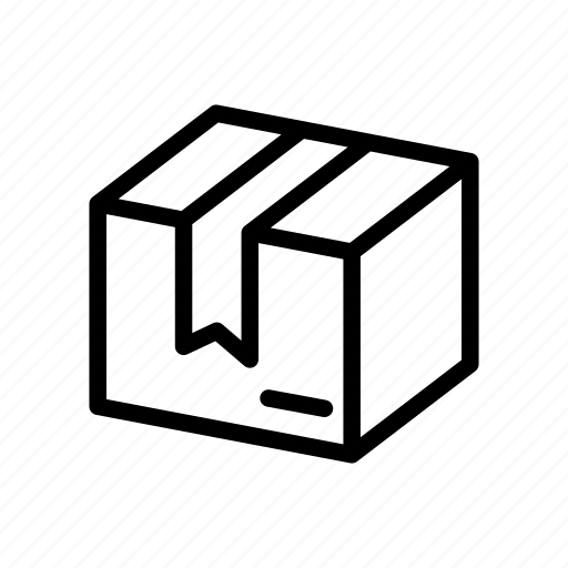 Box, goods, package, parcel icon - Download on Iconfinder