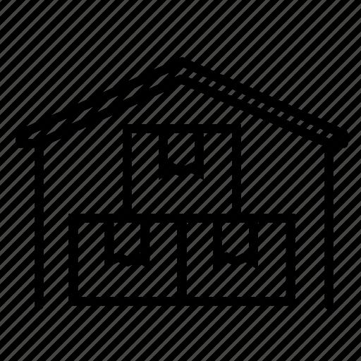 Depot, Logistics, Room, Storage Garage, Store, Supplies