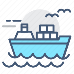 cargo, delivery, freight, logistic, shipping, transport, transportation icon