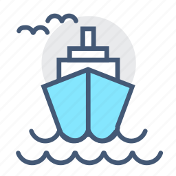 cargo, delivery, freight, logistic, shipping, transpor, transportation icon