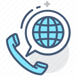 addition, call, communication, delivery, discussion, phone, support icon