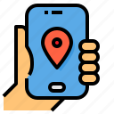 app, destination, gps, logistics, map, navifator
