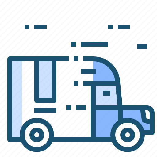 deliver, fast, shipping, truck icon