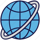 globe, international delivery, logistics delivery, world icon