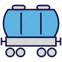 box, logistics delivery, package, shipping, tank, transport icon