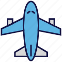 airplane, fly, logistics delivery, plane, shipping, transport
