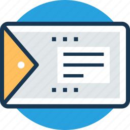 airmail, communication, correspondence, dispatch, letter, mail icon