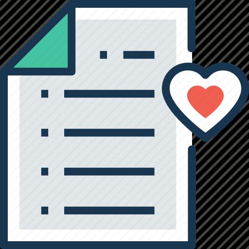 communication, correspondence, heart letter, love letter, valentine letter icon