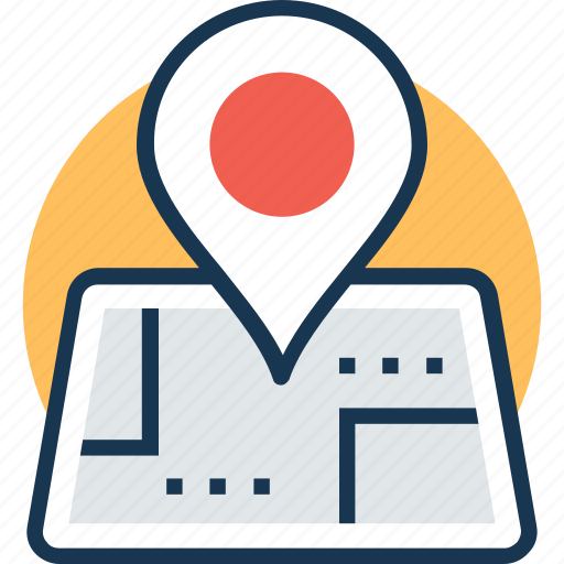 gps map, location marker, location pointer, map location, map marker icon