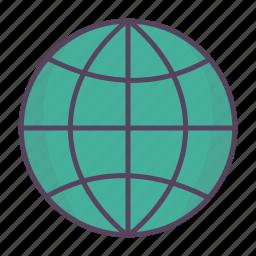 earth, global, globe, international, planet, worldwide icon