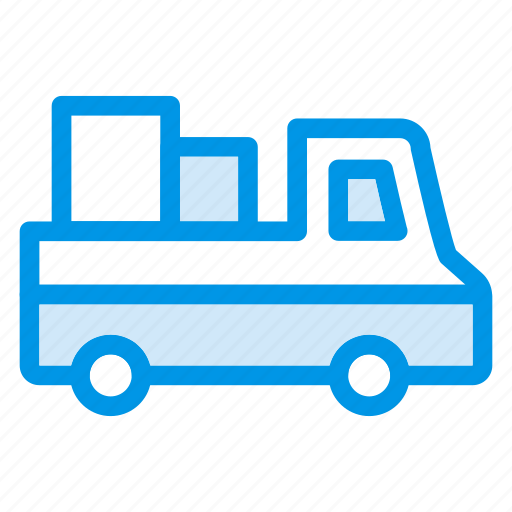 auto, deliver, shipment, transport, truck, van, vehicle icon
