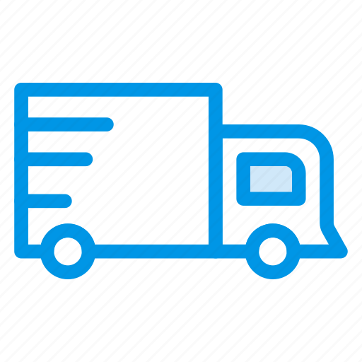 auto, delivery, minibus, shipping, transport, truck, van icon