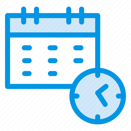 appointment, calender, clock, date, schedule, task, time icon