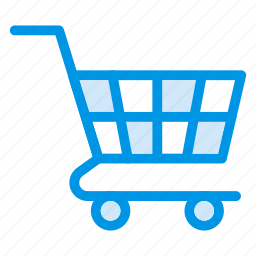 carrier, carry, cart, pushcart, shop, shopping, trolley icon