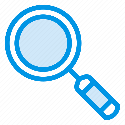 browse, find, glass, magnify, search, view, zoom icon