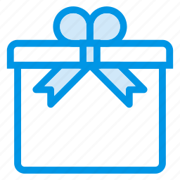birthday, gift, giftbox, present, presentbox, suprise, wrappedgift icon