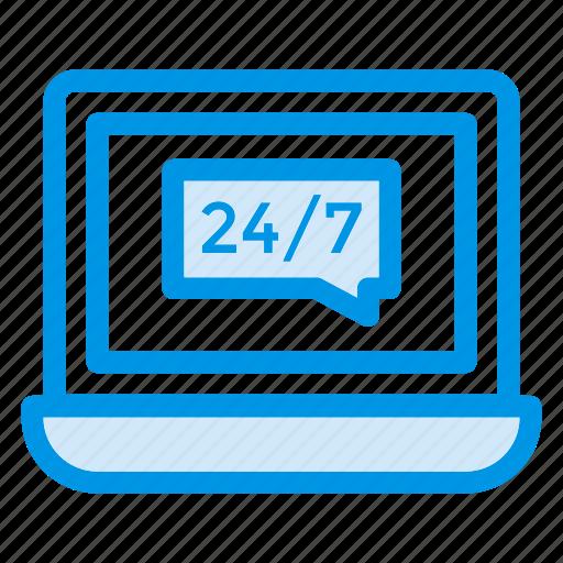 computer, device, laptop, macbook, macbookpro, notebook, screen icon